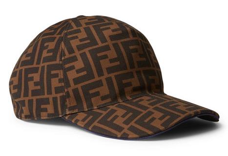Fendi baseball cap from mrporter.com