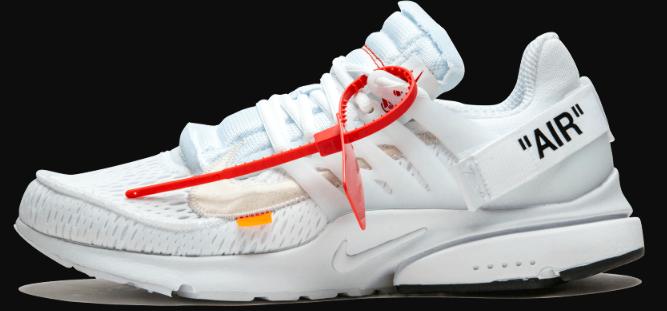 Nike Air Presto sneakers from stadiumgoods.com