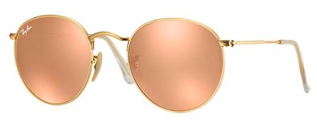 Orange Ray Ban sunglasses from ray-ban.com