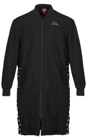 Kappa coat in black
