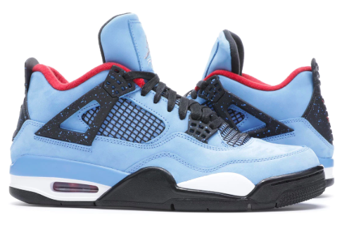 "Jordan 4 Retro ""Cactus Jack"" from stockx.com"