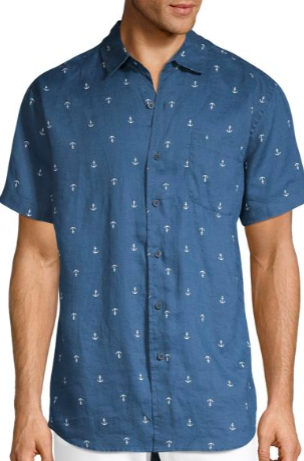 Saks Fifth Avenue Button Down Shirt from saksoff5th.com