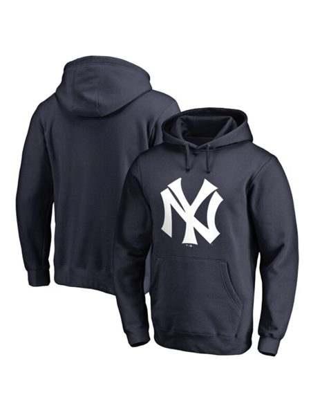 NY Yankees grey hoodie from mlbshop.com