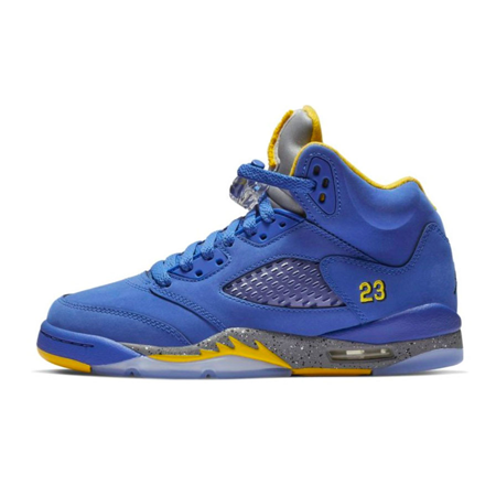 "Air Jordan 5 ""Laney"" Returning In January from hypebest.com"