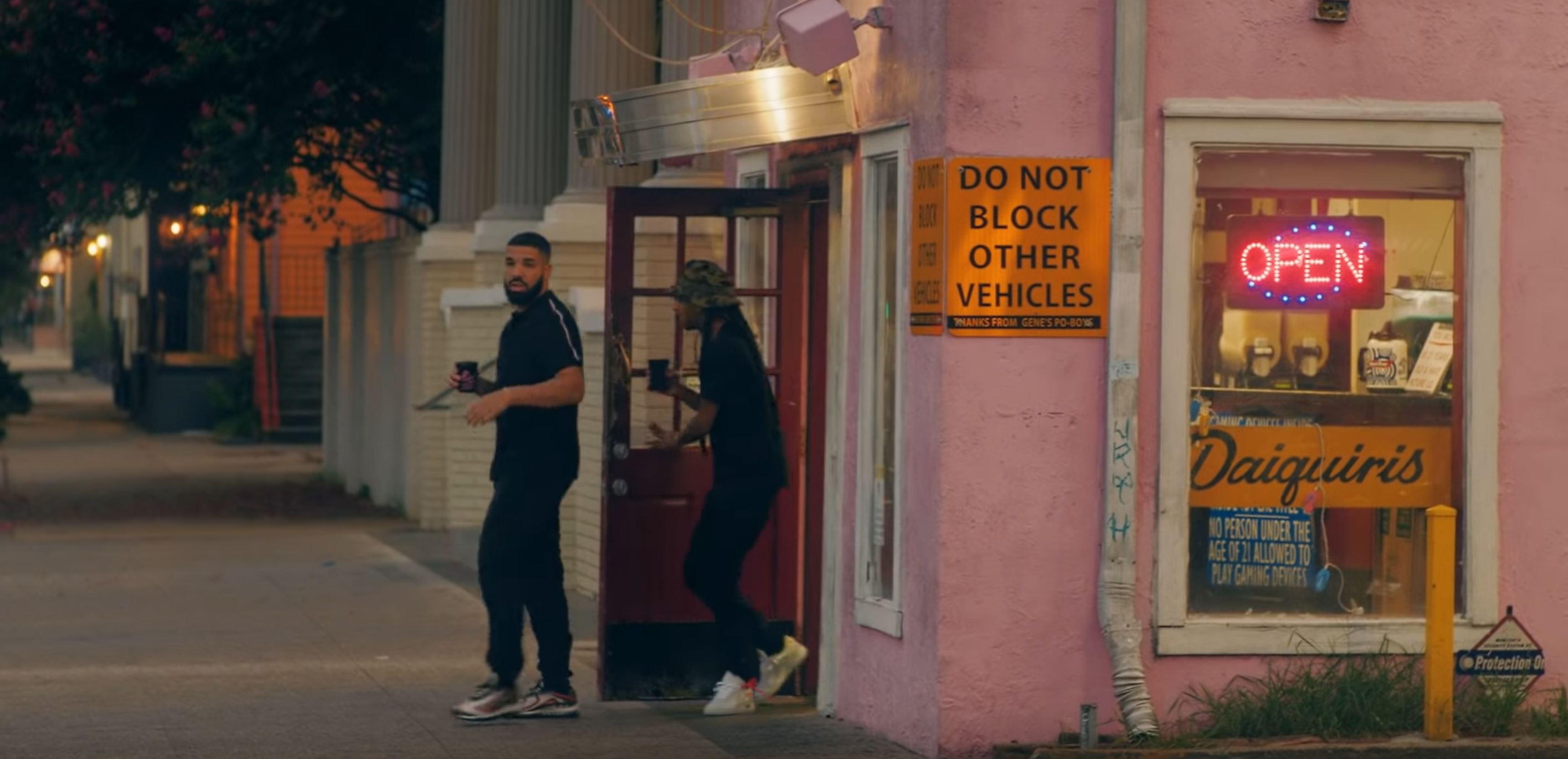 0357 In My Feelings by Drake