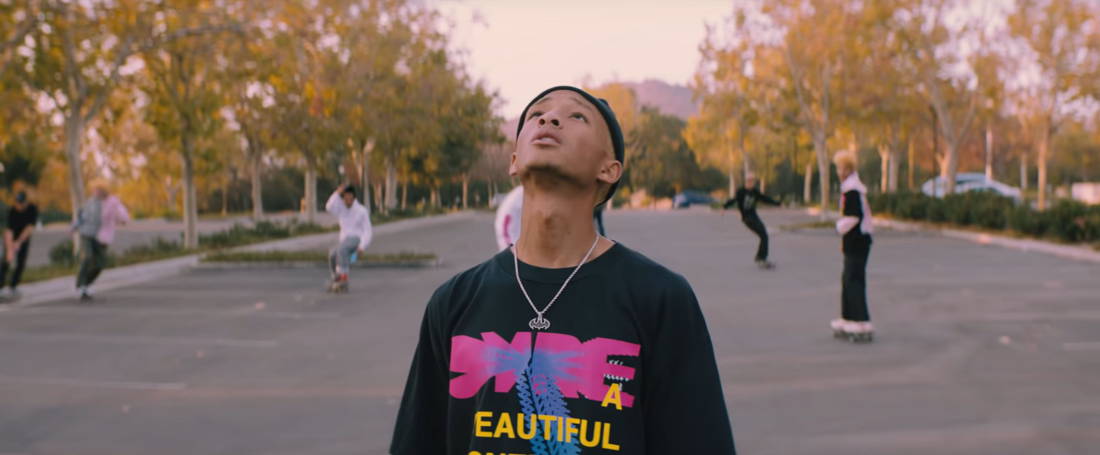 0156 A Calabasas Freestyle by Jaden
