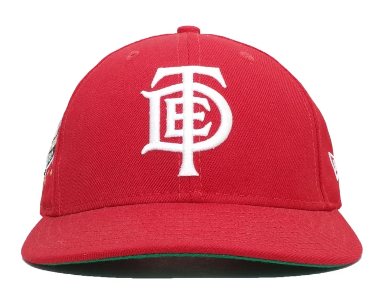 Red TDE Cap from txdxe.com