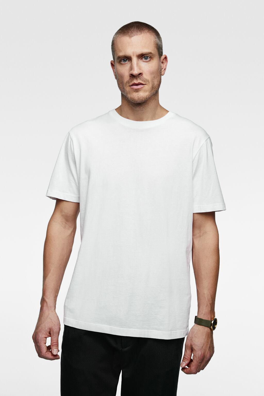 White T-Shirt from zara.com