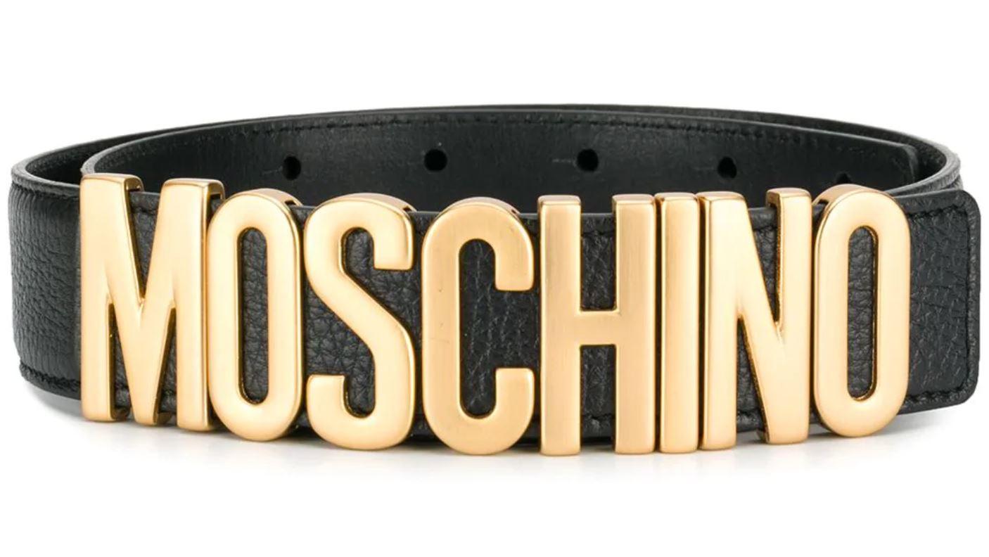 Moschino Belt from farfetch.com