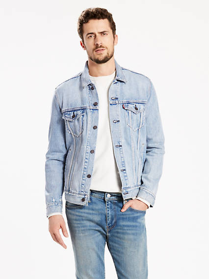 Denim Jacket from levi.com
