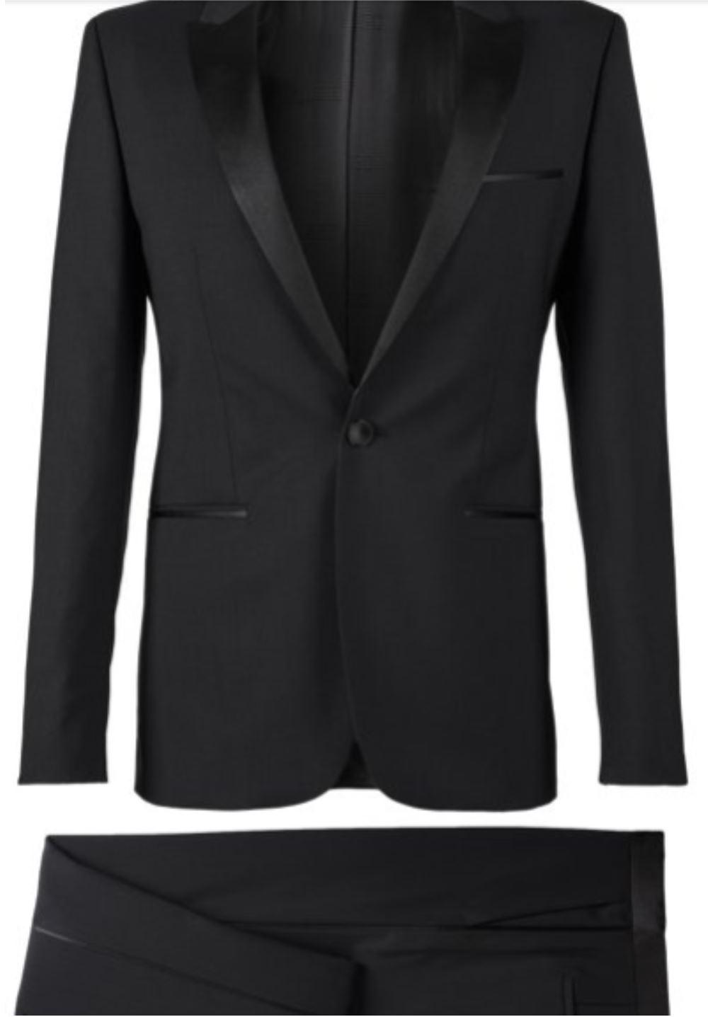 Black Suit from hugoboss.com