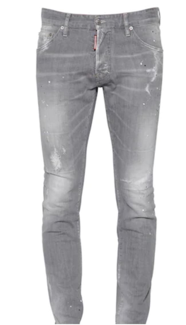 Grey Jeans from luisaviaroma.com