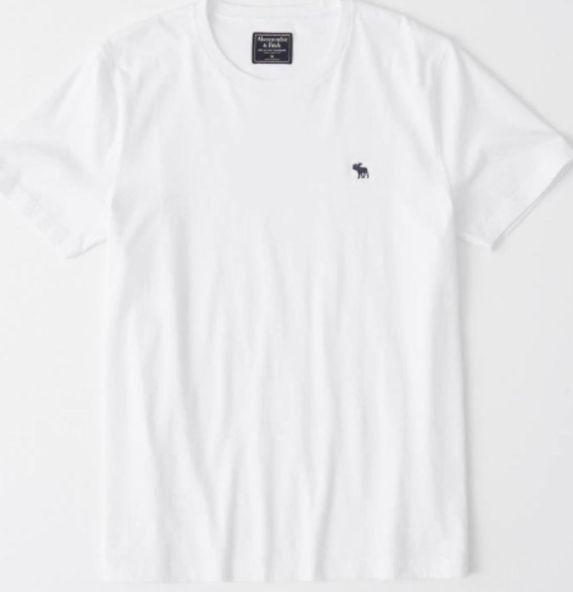 White T-Shirt from abercrombie.com