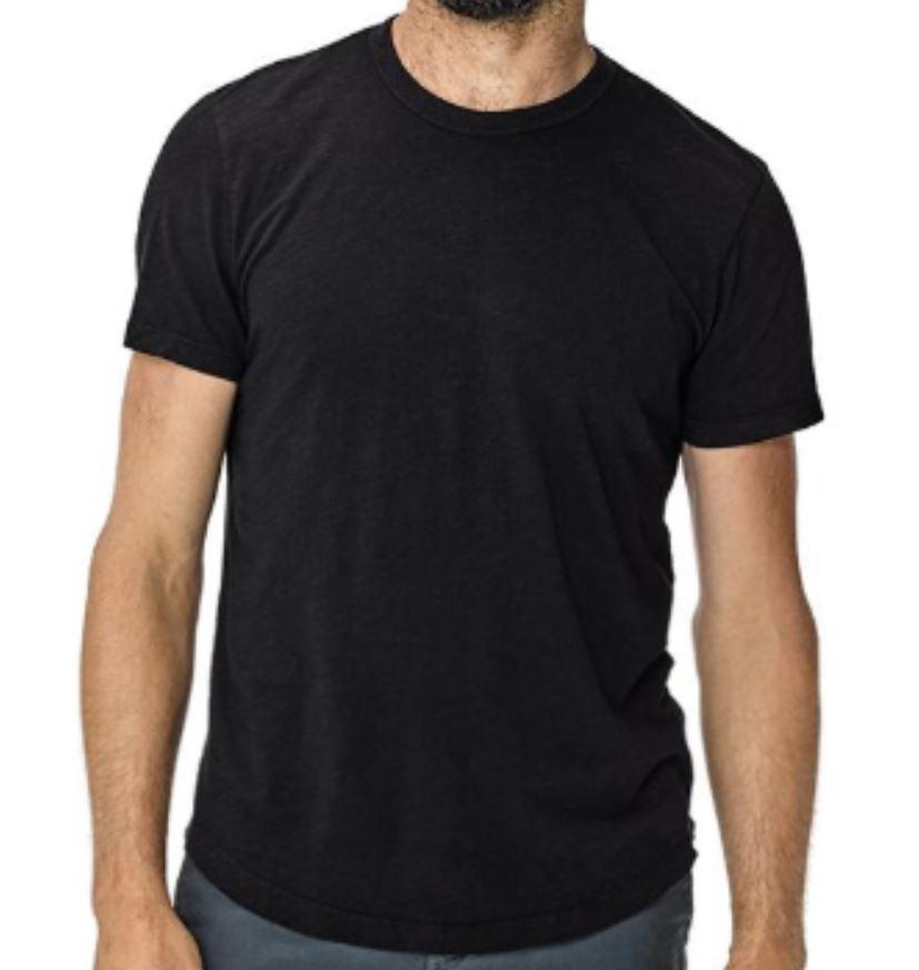 Black Shirt from buckmason.com