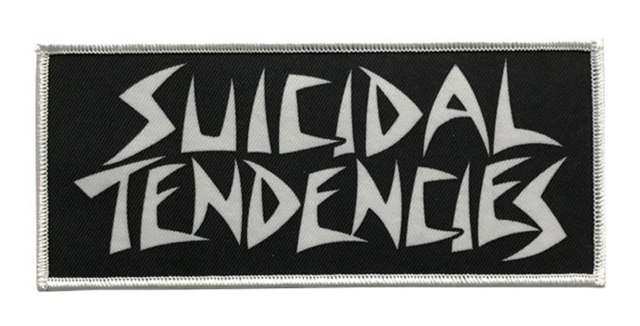 Suicidal Tendencies Patch from suicidaltendenciesstore.com