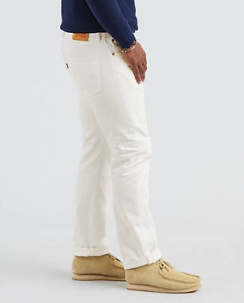 White Denim from levi.com