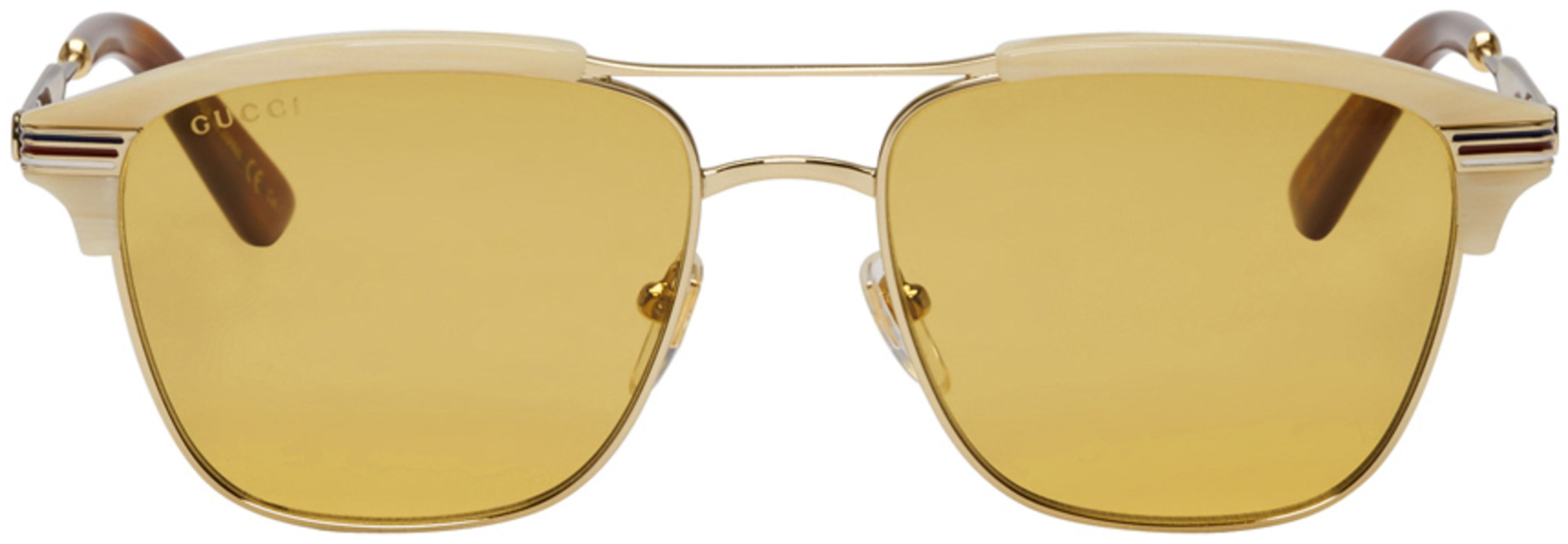 Gucci Sunglasses from ssense.com