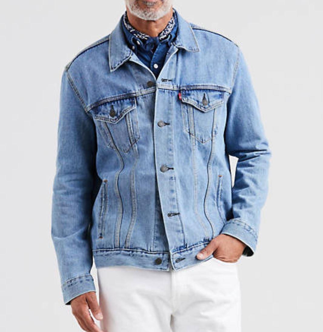 Blue Denim Jacket from levi.com