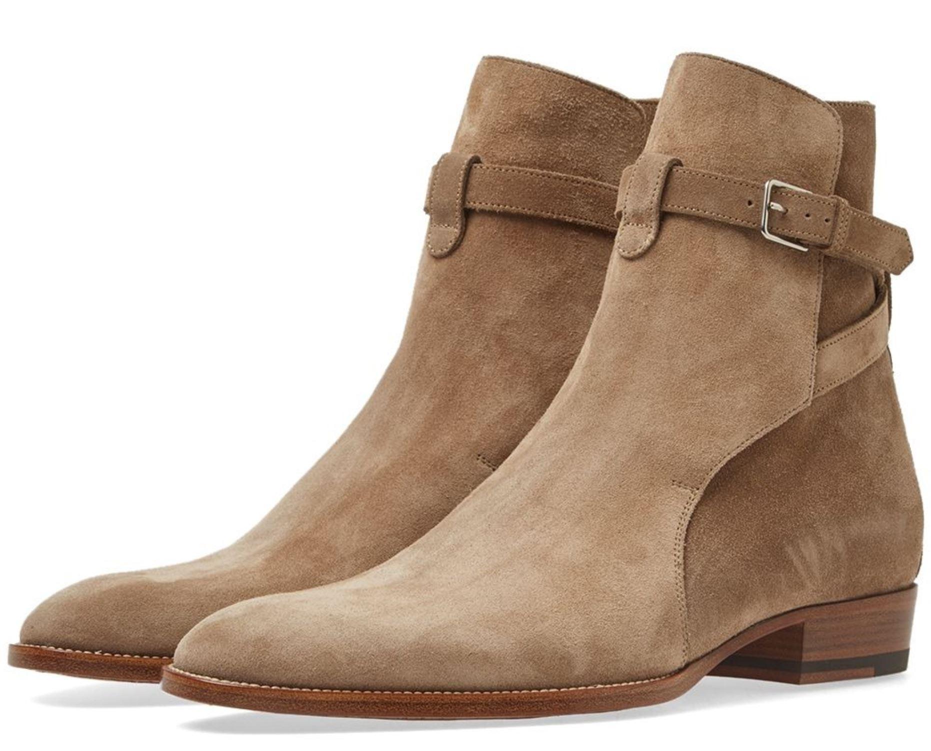 Saint Laurent Jodhpur Boots from endclothing.com