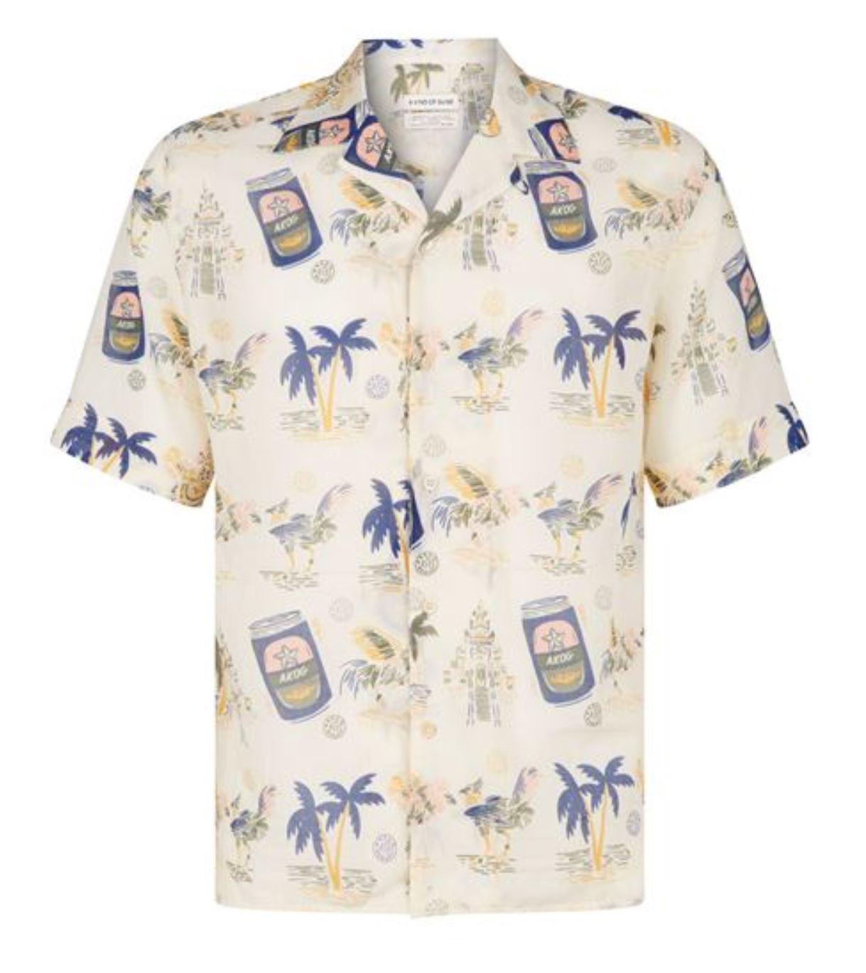 Tropical Print Shirt from harrods.com