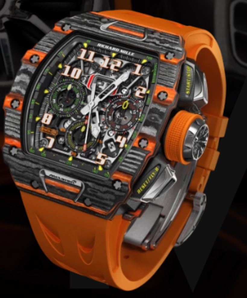 Richard Mille Watch from richardmille.com
