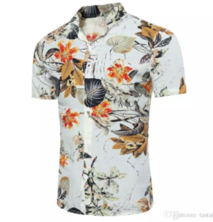 Hawaiian Shirt from dhgate.com