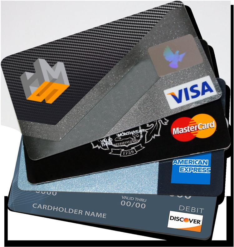 Credit Card Slide Image