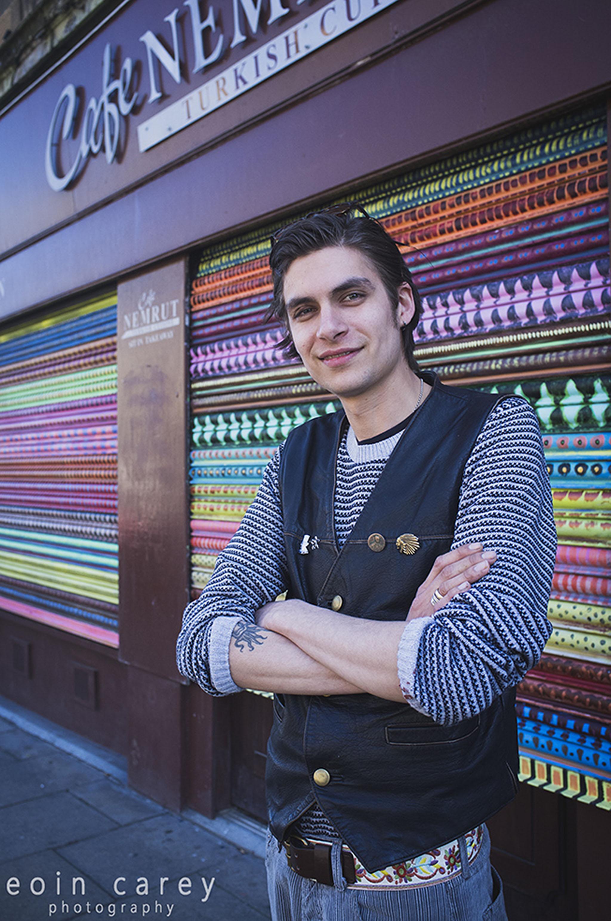 The Shutter Project – Omar Zingaro Bhatia on Cafe Nemrut