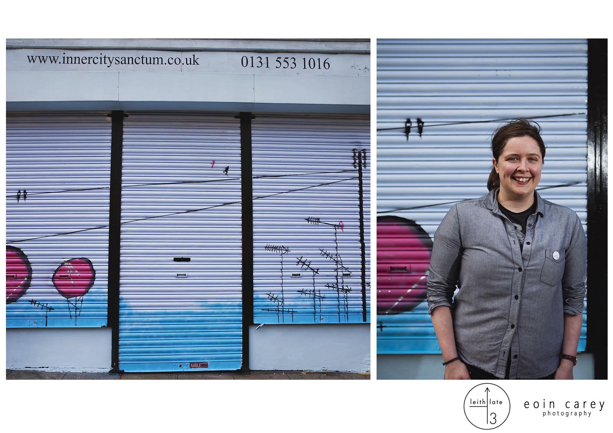 The Shutter Project – Liana Moran on Inner (City) Sanctum