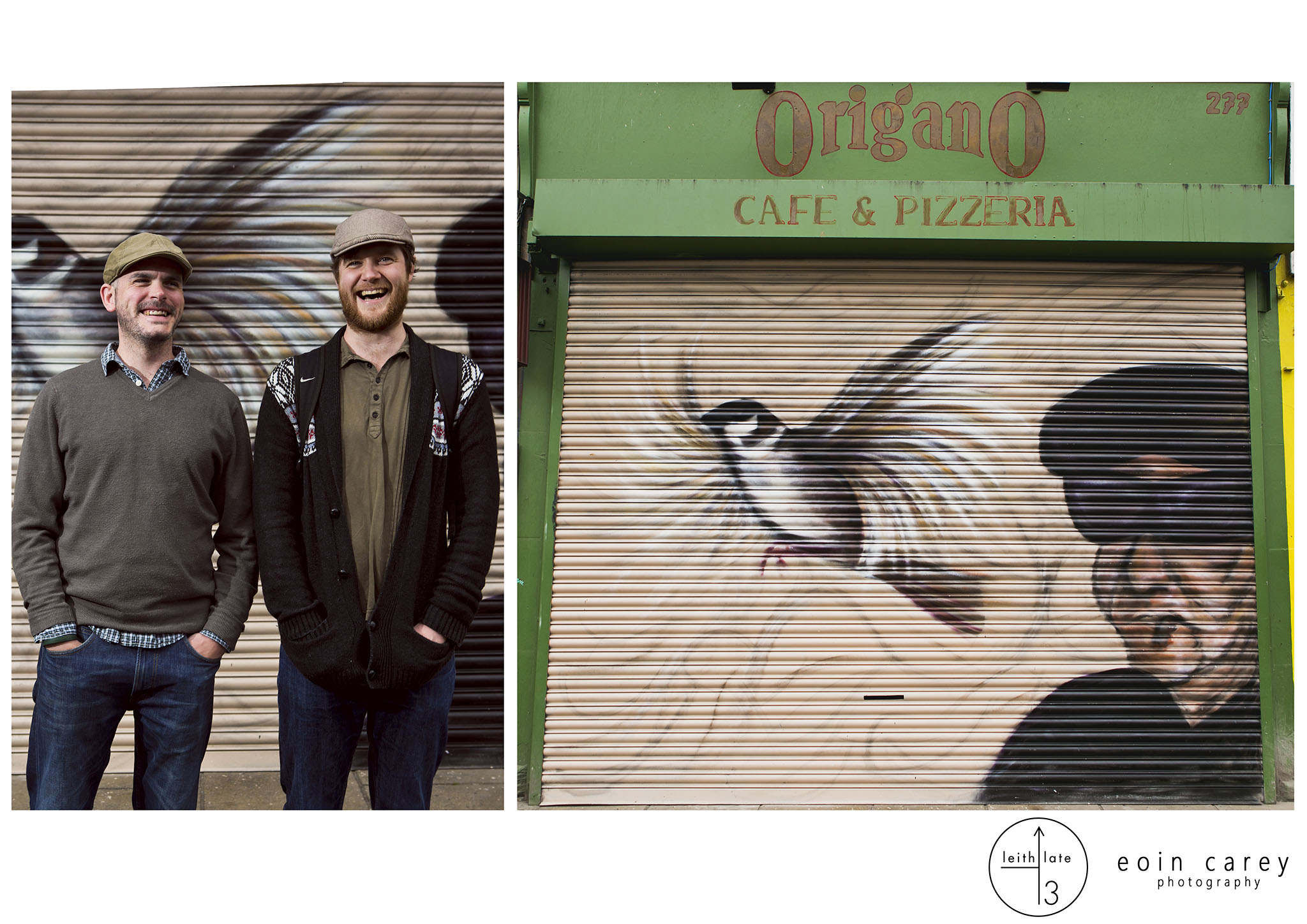 The Shutter Project – Skint Richie on Oregano