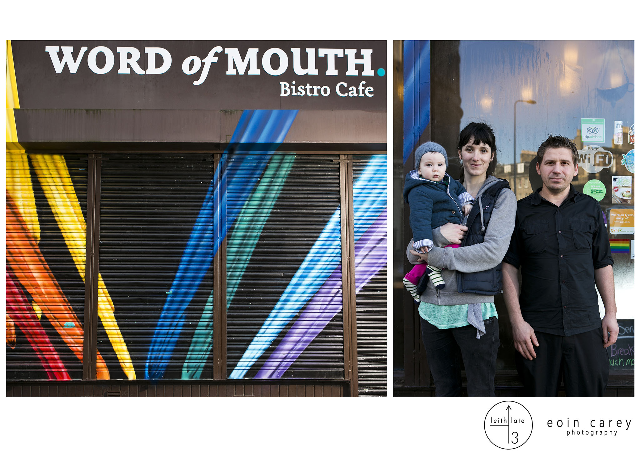 Word Of Mouth – Fraser Gray