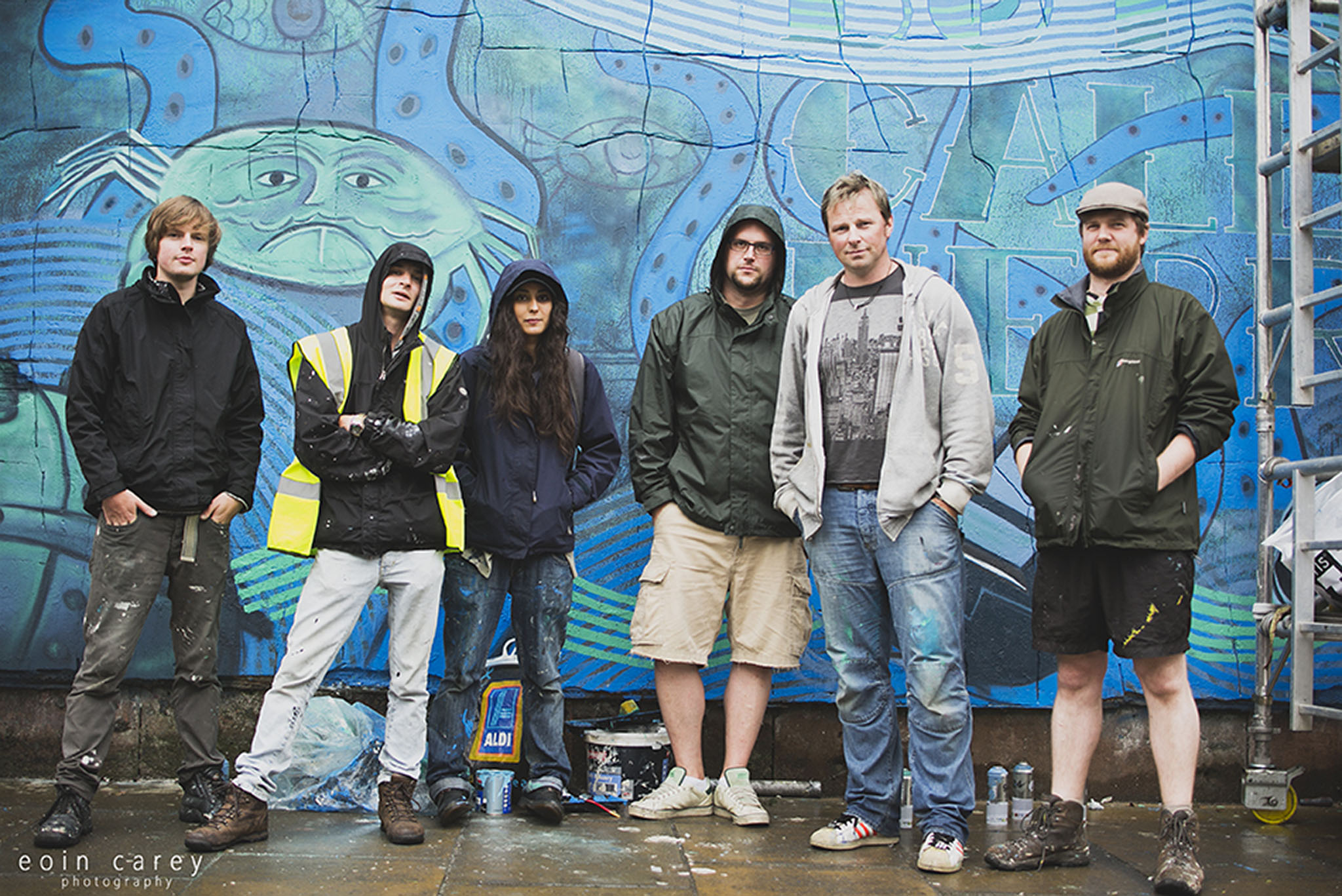 The Leith Aquatic, Blameless Collective
