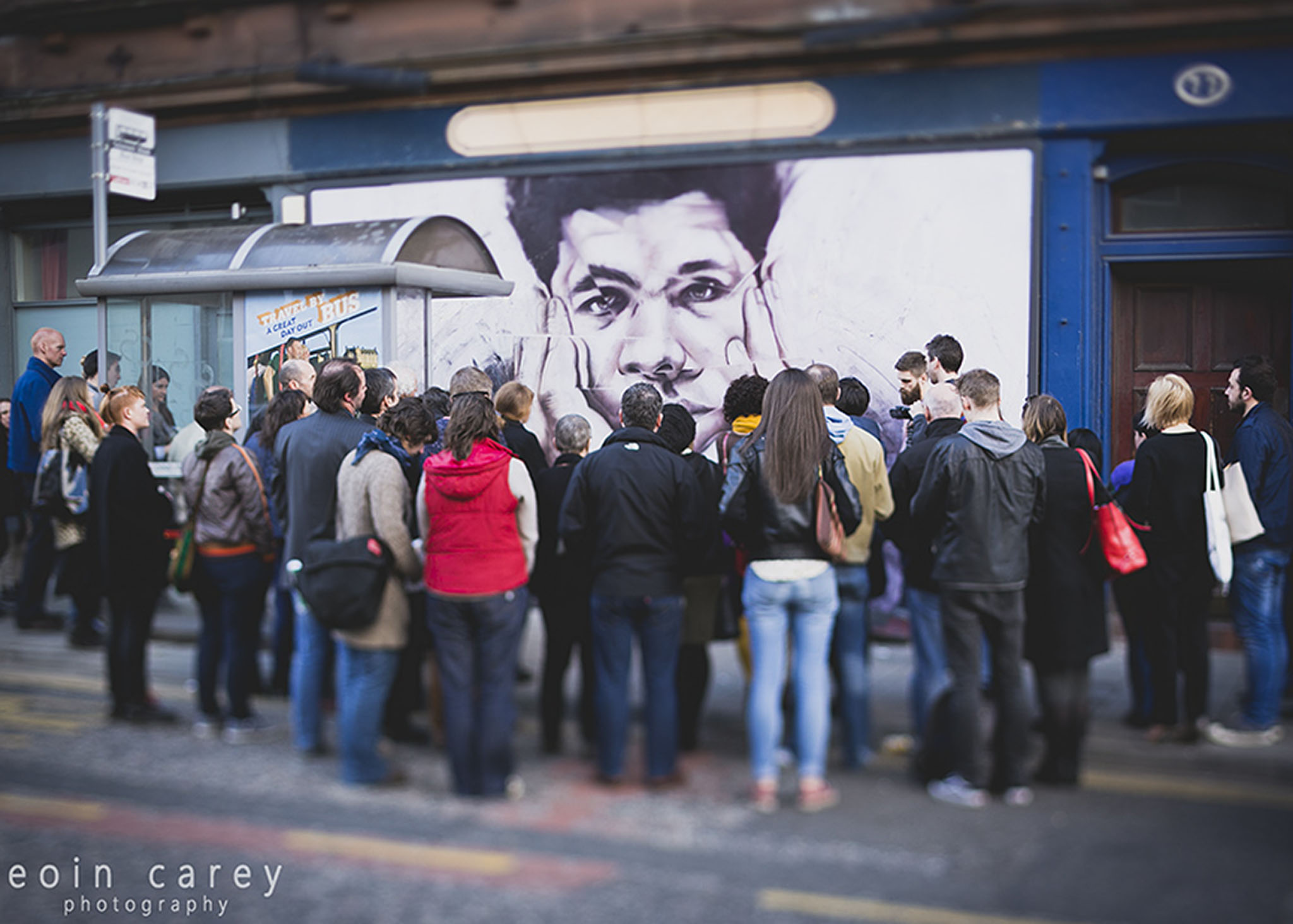 Eduardo Paolozzi, Henderson Street by Russell Dempster