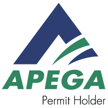 APEGA Permit Holder logo