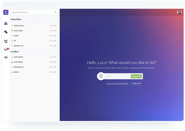 Cytracom Desktop App