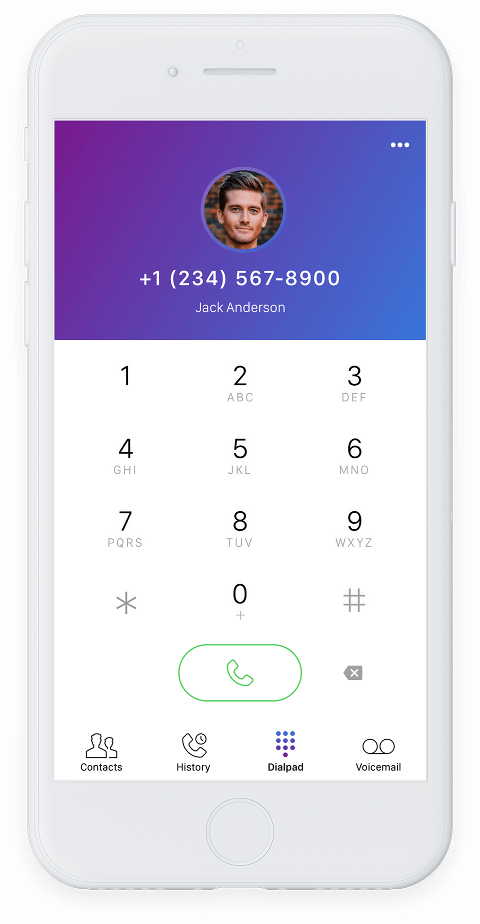 Cytracom Mobile App Incoming Calls