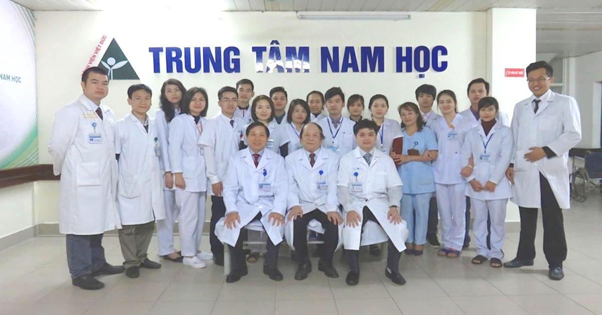 Trung tâm Nam học Bệnh viện Hữu nghị Việt Đức