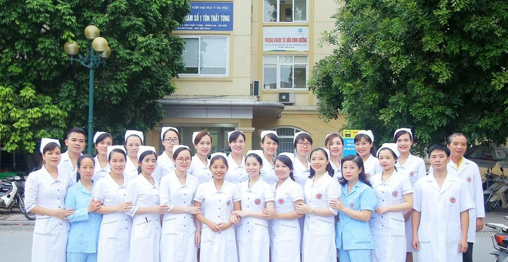 Phòng khám số 1 - Bệnh viện Đại học Y Hà Nội