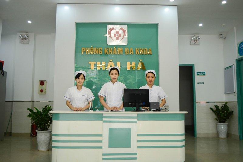 Phòng khám nam khoa Thái Hà
