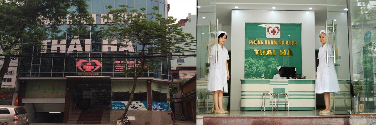 Phòng khám đa khoa Thái Hà - Địa chỉ uy tín tại Hà Nội