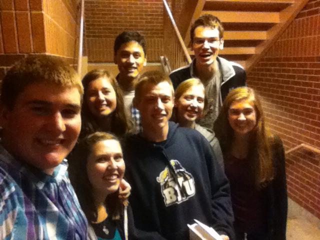 College friends meetup