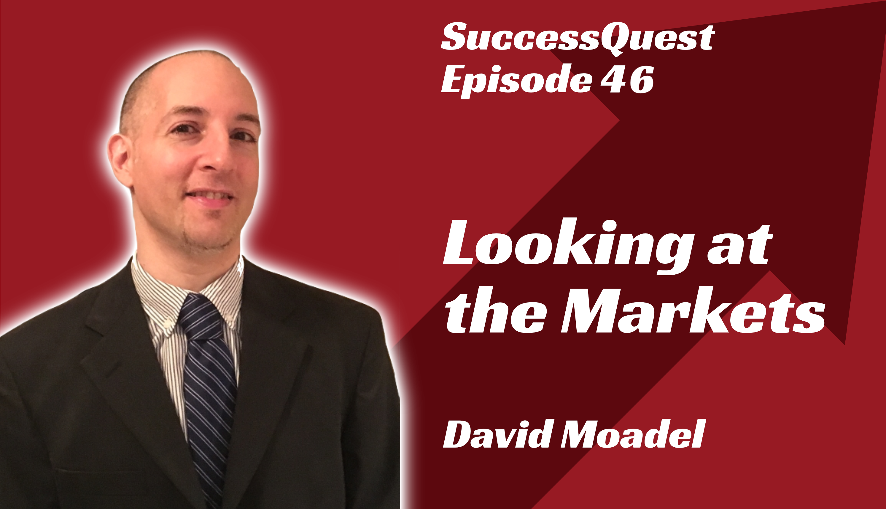 David Moadel Looking at the Markets SuccessQuest