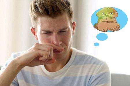 Dương vật có mùi hôi là triệu chứng của bệnh gì, cách chữa trị   Sức khỏe mọi nhà