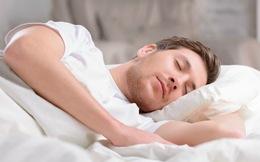Ngủ đủ giấc giúp cải thiện tinh trùng vón cục