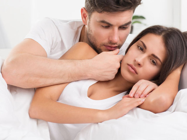 Bế kinh làm giảm ham muốn ở nữ
