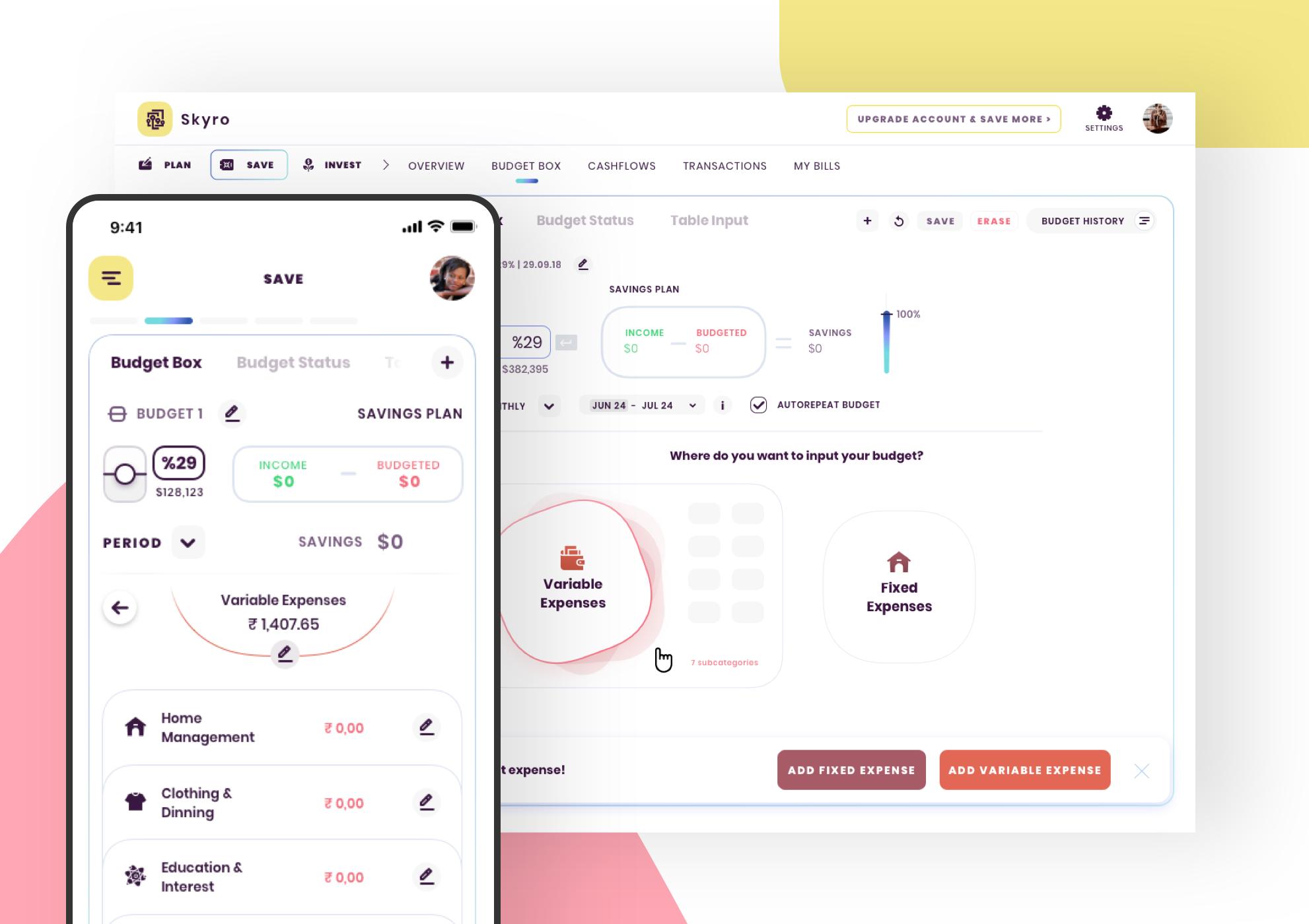 Financial App 2