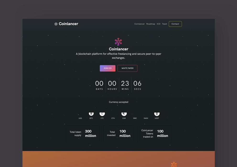 Startup Website Design 4