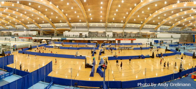 The Richmond Olympic Oval has been honoured with the All Time Award from the International Association of Sports and Leisure Facilities