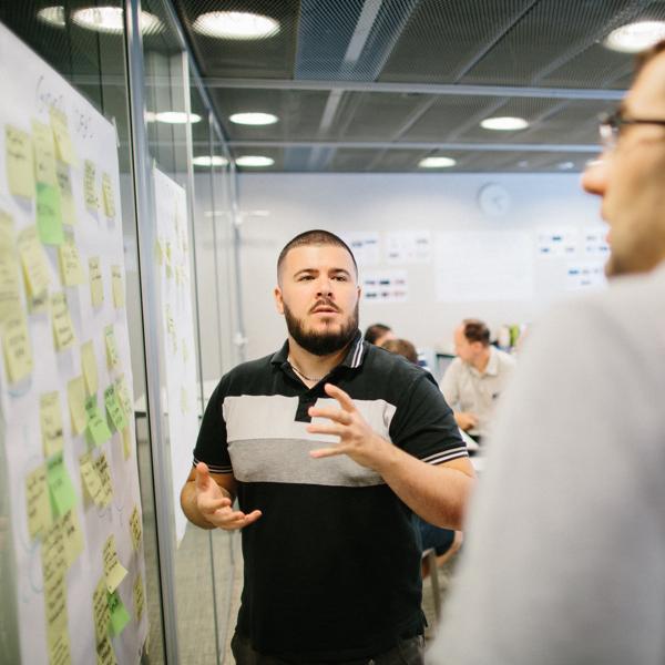 Innovation workshop series