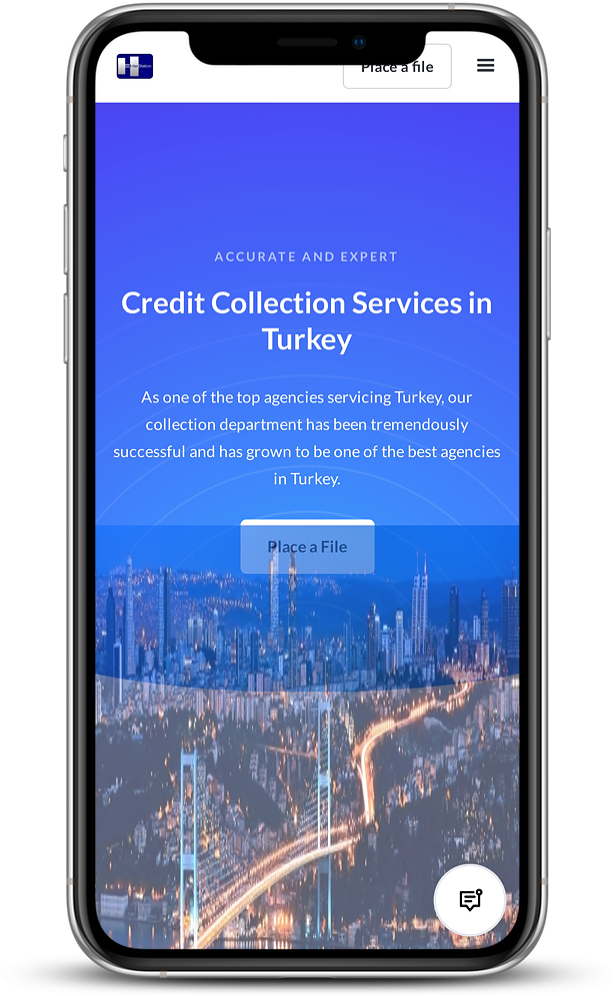 Credit collection service in Turkey